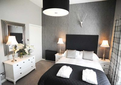 Stirling Luxury Apartment - Bedroom