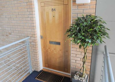Stirling Luxury Apartment - Entrance
