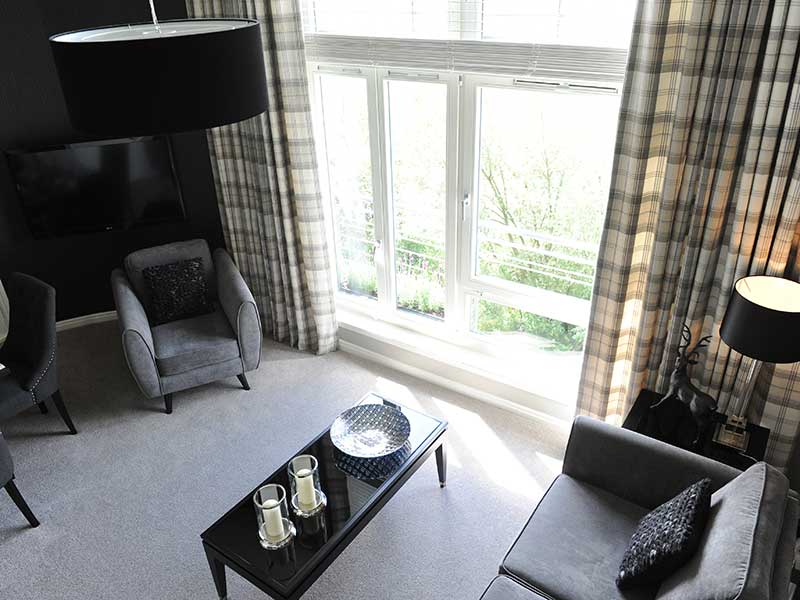 Latest Luxury Apartment In Stirling To Rent For Business Or For Holiday