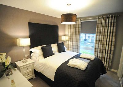 Luxury Apartments Stirling - Two - Bedroom