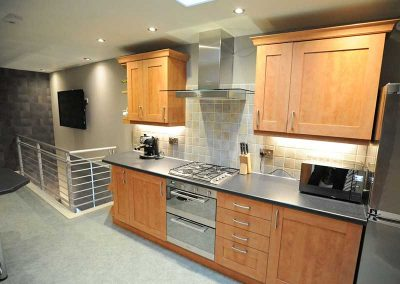 Luxury Apartments Stirling - Two - Kitchen