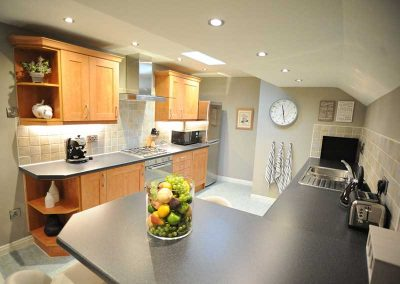 Stirling Luxury Apartments - Kitchen